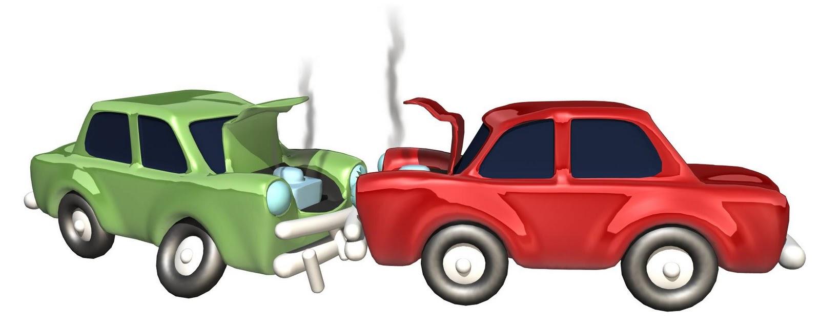 I Crashed My Car What Do I Do