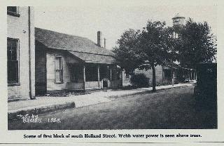 South Holland Street 1928