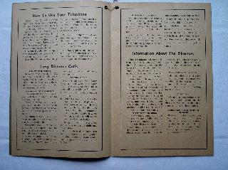 1940 Edinburgh Phone Book Page 2 & 3