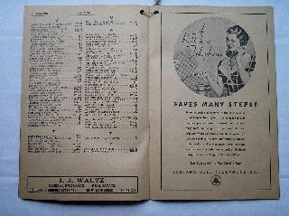 1940 Edinburgh Phone Book Page 8 & 9