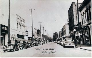 Downtown 1930