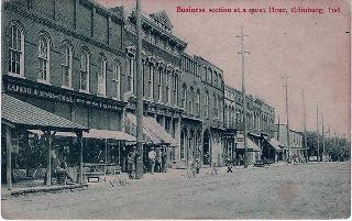 Downtown 1912