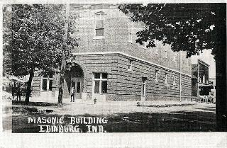 Masonic Lodge Constructed 1907