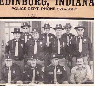 1975 EPD Officers