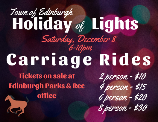Carriage Rides 2018